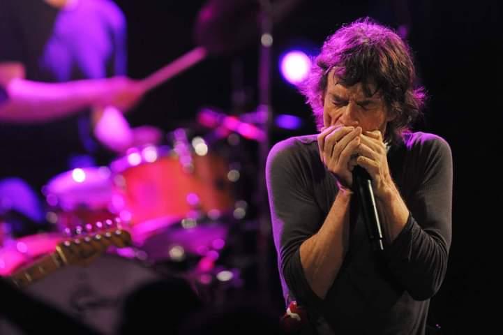 Mick Jagger, questione di geologia